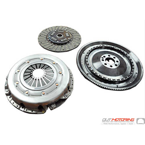 Performance Clutch + Flywheel Kit: Aston Martin
