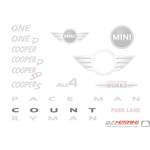 """Emblem: """"COUNT"""""""