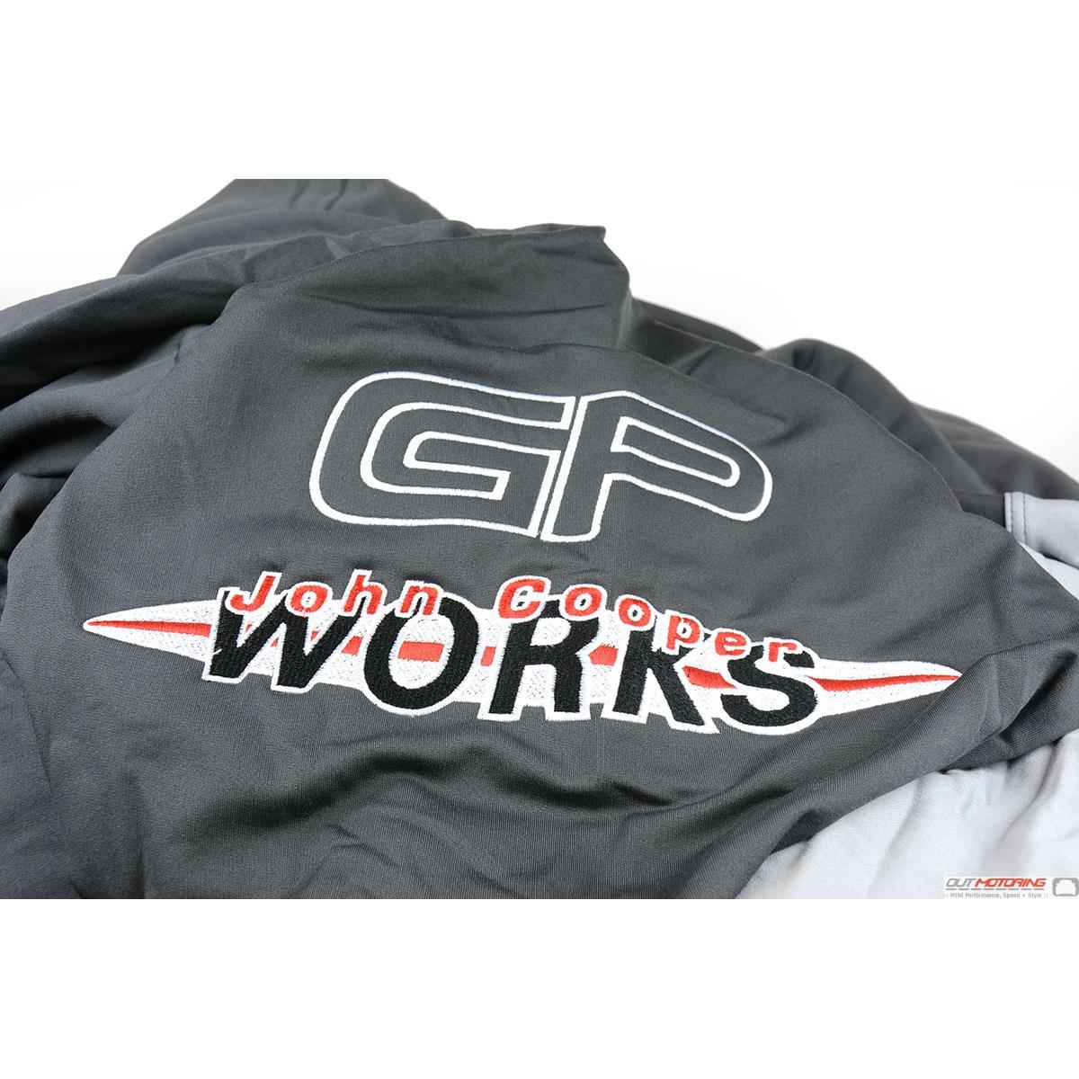 82110421540 MINI Cooper Indoor Car Cover: GP2 JCW