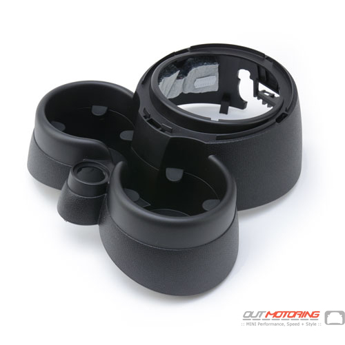 Front Cupholder Console: NON Nav: R60/61