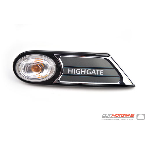 Turn Lamp: Right: MINI Highgate