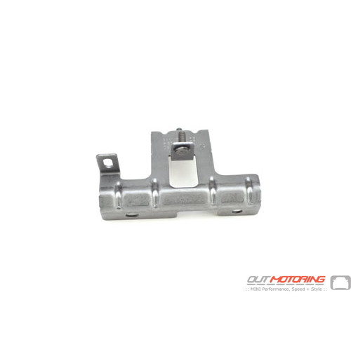 Angle Brace for Rail: Front