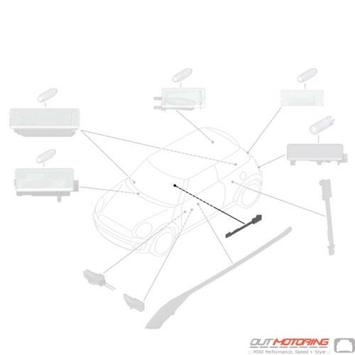 LED Module: Center Console
