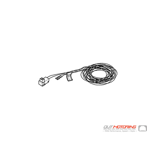 Repair Cable: Airbag/Control Unit