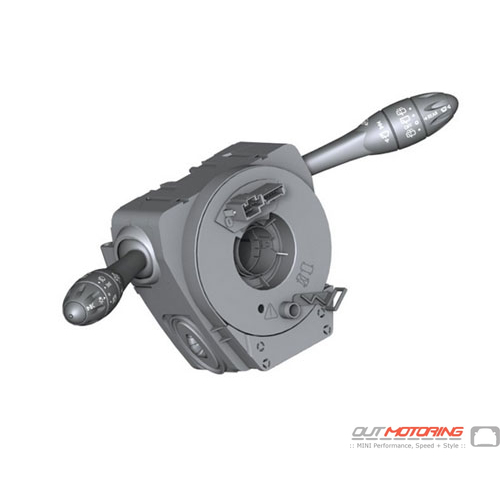 Switch Unit: Steering Column W/ Rain Sensor