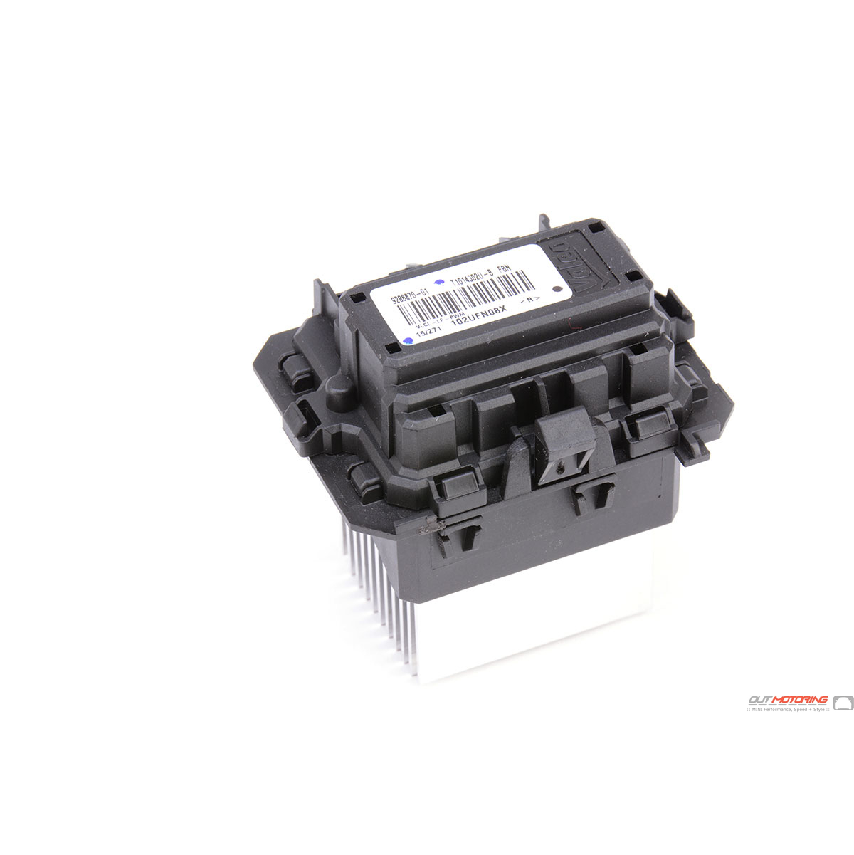 64119286870 MINI Cooper Replacement Parts Blower Regulator