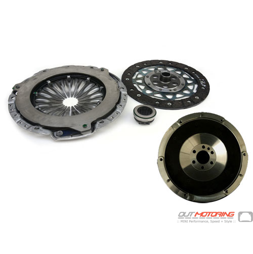 Aasco MINI Cooper Clutch And Single Mass Conversion