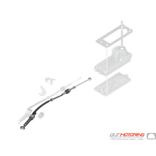 Shifting Cable: Selector Rod
