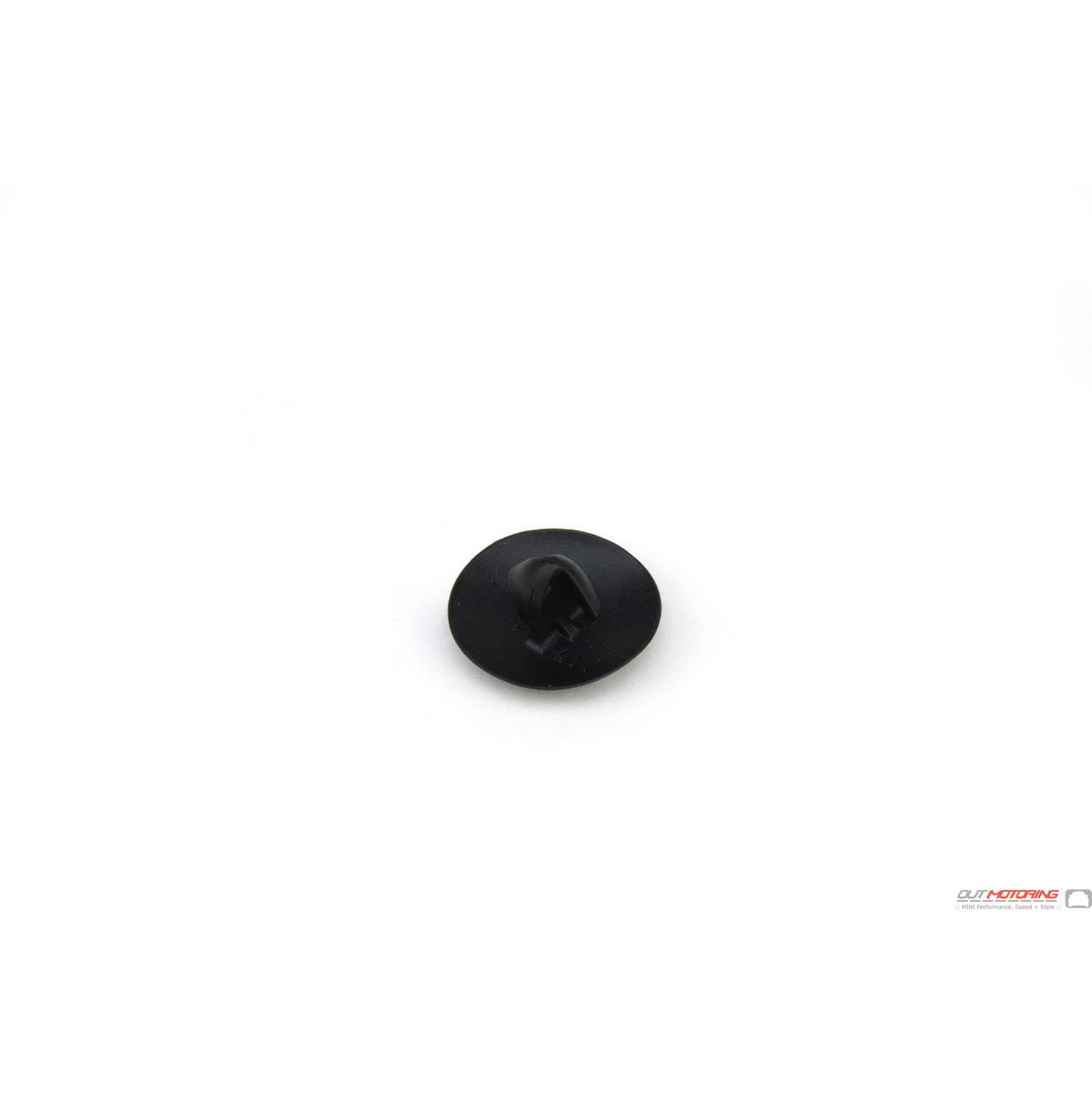 51489119216 MINI Cooper Hood Insulation Clip Snap Rivet