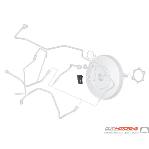 Brake Booster Pressure Sensor