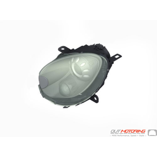 Headlight: Xenon: R60/61: Left