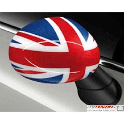 Side Mirror Cap: Gen 3: Union Jack: Right