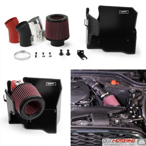 Mishimoto Intake: F55/6/7 UP to 2019: B48 ONLY
