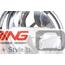 Driving Lights: LED: Chrome