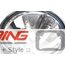Driving Lights: Chrome