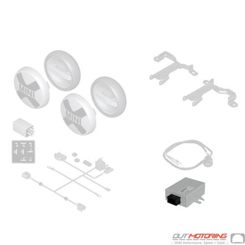 LED Headlight/Driving Light Interface Module
