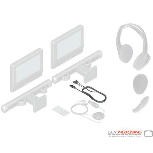 iX Cable: DVD Tablet