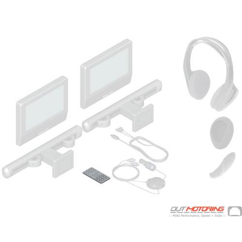 Remote Control: DVD Tablet
