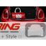 Rear Bumper: JCW: F57