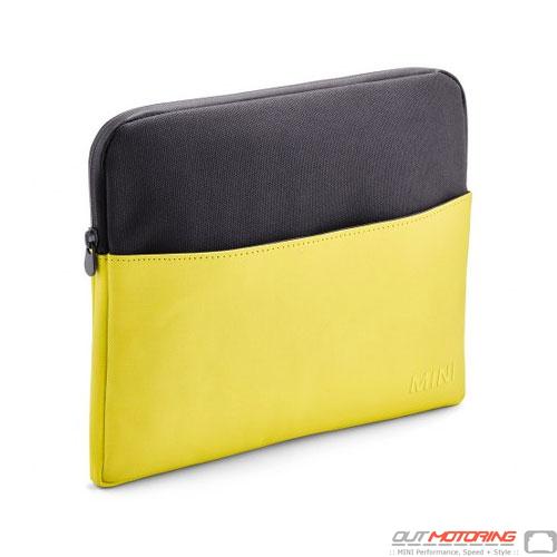 Tablet: Case: Gray/Lemon