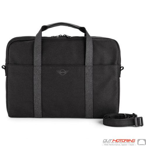 Laptop Bag: Black/Gray