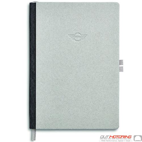 Notebook: Gray/Gray