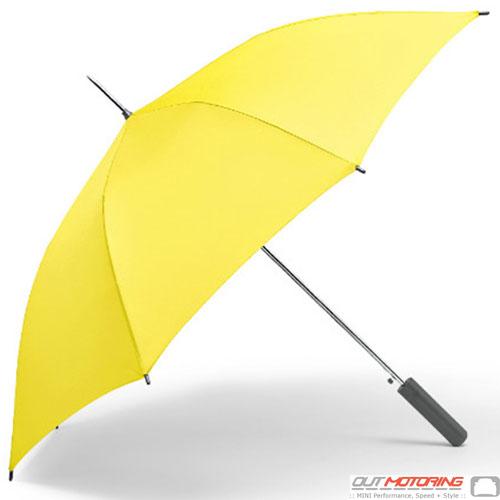 Umbrella: Walking Stick: Lemon