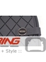 Floor Mats: All-Weather: Front: F60
