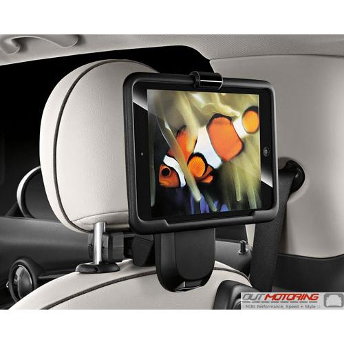 Headrest Attachment: iPad Air 1 & Air 2 Holder
