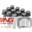 Lug Bolts for Wheel Spacers: M12x1.5