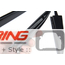 Air Inlet Insert Door Sill: JCW: Right