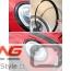 Headlight Trim: F55/56/57: Right Gloss Black