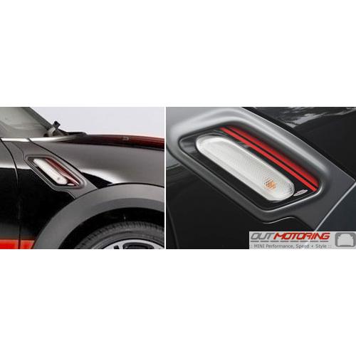 Mini Noir Projecteur Surround Standard Countryman R60 gauche 51139812899