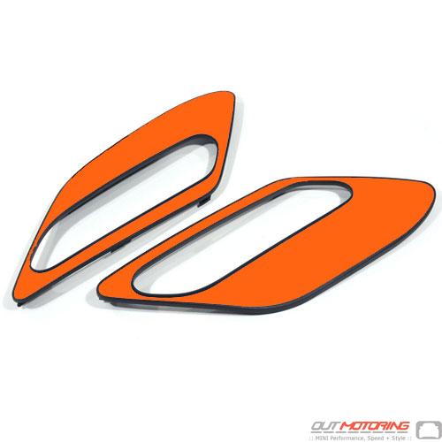 Side Marker Housing Inserts: R60/1: Orange