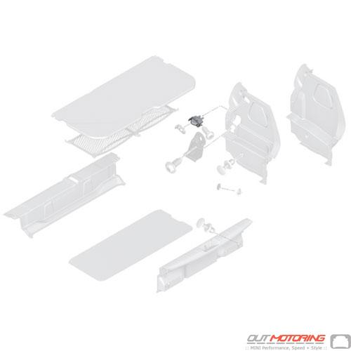 Lock: Floor Panel Insert