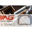 JCW Pro Exhaust: Carbon Fiber Tips: F56