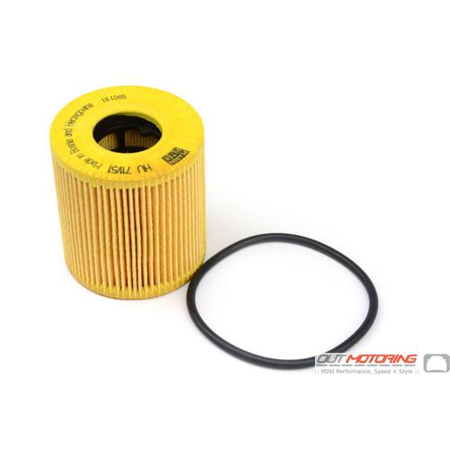 Oil Filter Element: Gen1: MANN