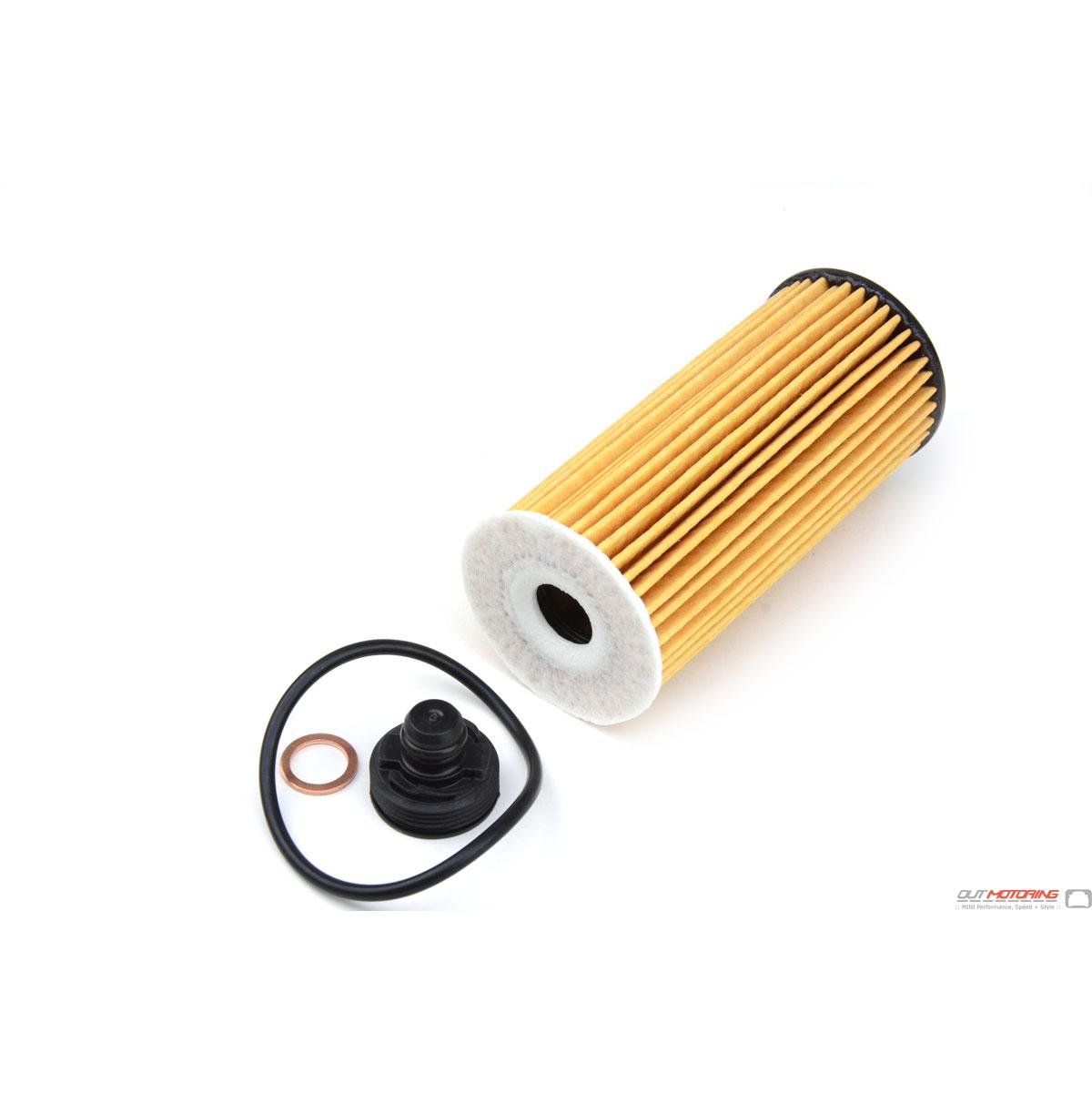 MANN OX815D 11428570590 MINI Cooper Oil Filter F56 F55 F57