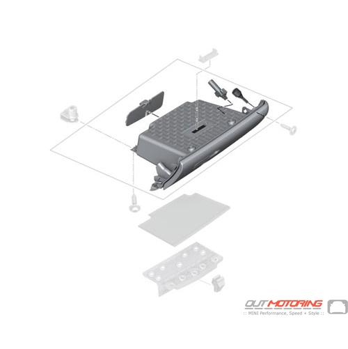 Glove Box: Satellite Grey