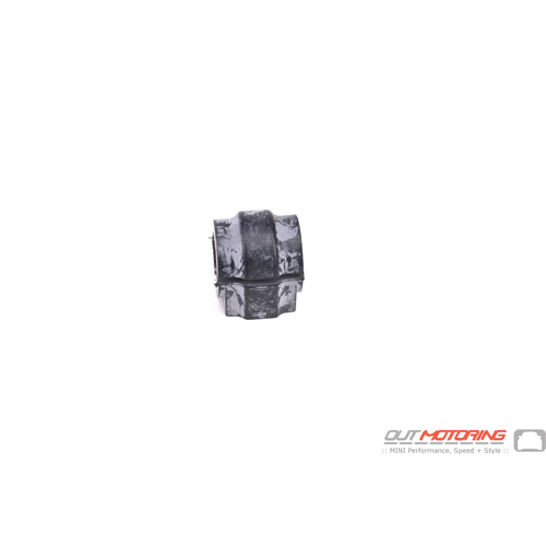 Front Sway Bar Bushing: 22.5mm