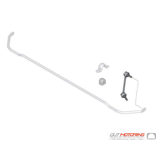 Sway Bar Endlink: Rear Left