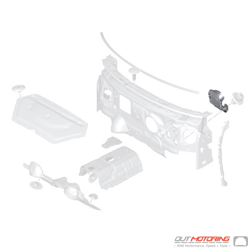 Steering Column Cover