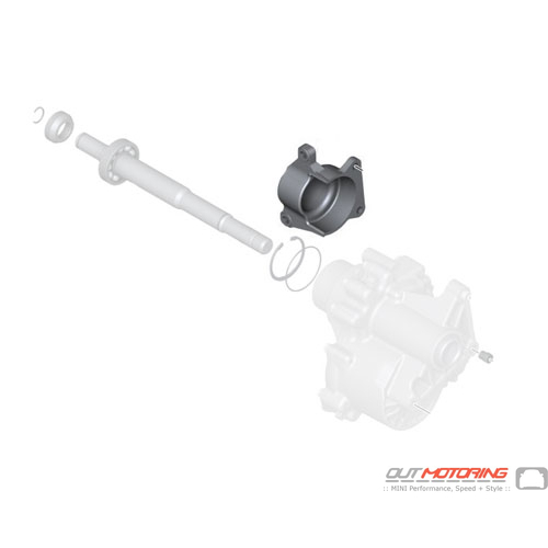 Axle Shaft: Mount
