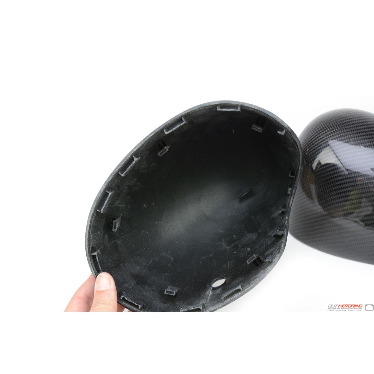 Mini Cooper F56 F55 F57 Carbon Fiber Side Mirror Caps