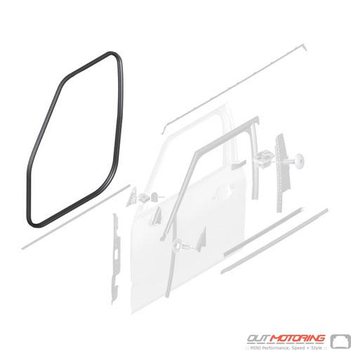 Edge Protection: Door: Front