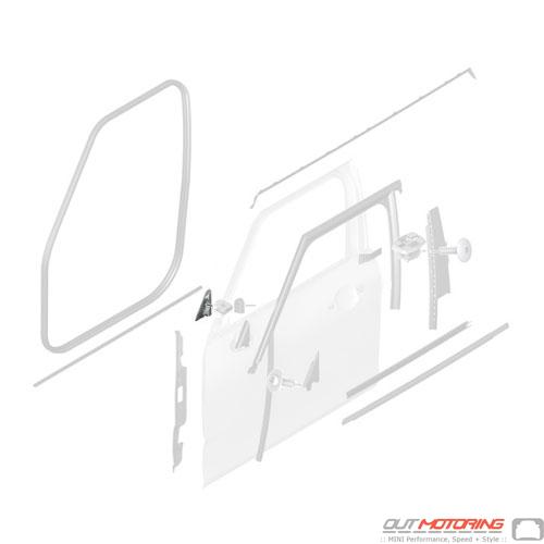 Corner Molding: Interior: Left