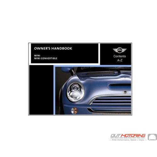 01410012950 mini cooper user manual gen1 how to mini cooper rh outmotoring com Mini Cooper R53 Interior R50 Mini Cooper S