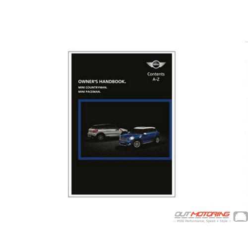 MINI Cooper Manual: R60, 61