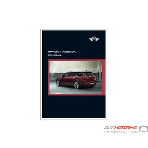MINI Cooper Manual: F54
