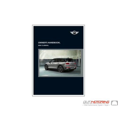 MINI Cooper Manual: F54 w/ GPS